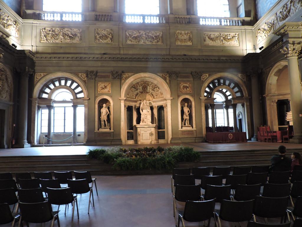 Salone dei Cinquecento-Palazzo Vecchio