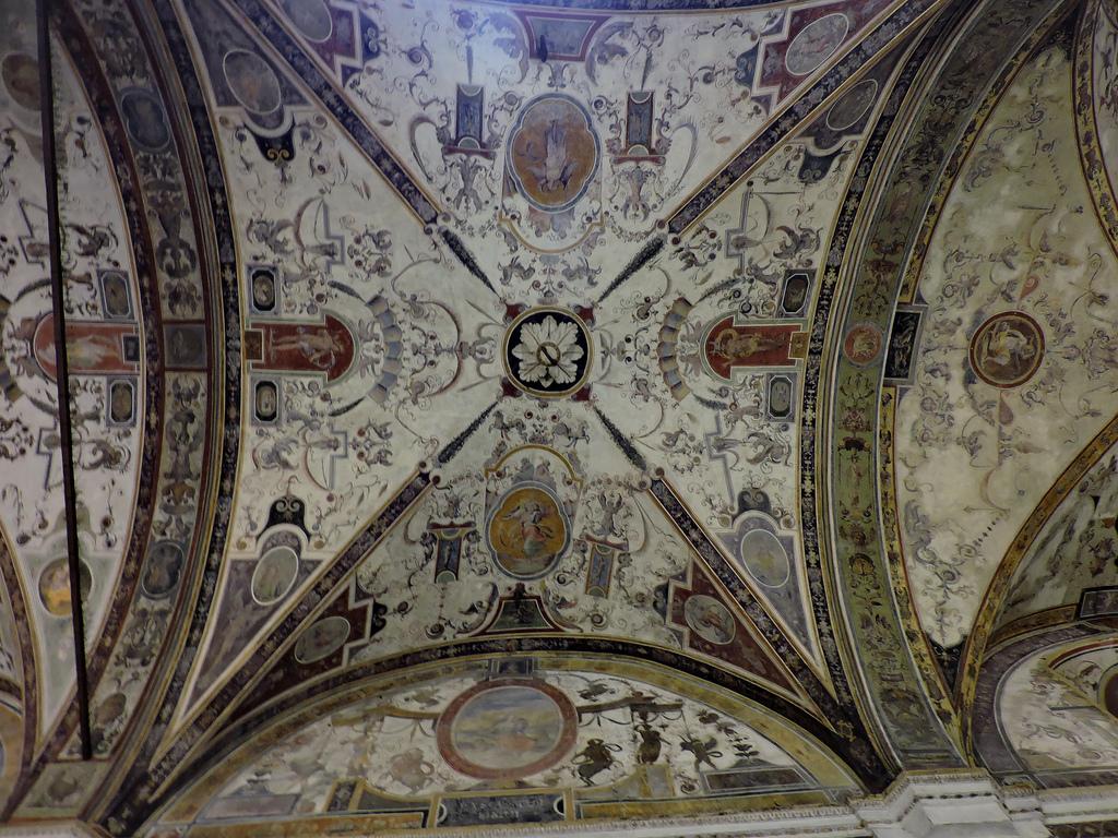 palazzo vecchio-soffitto